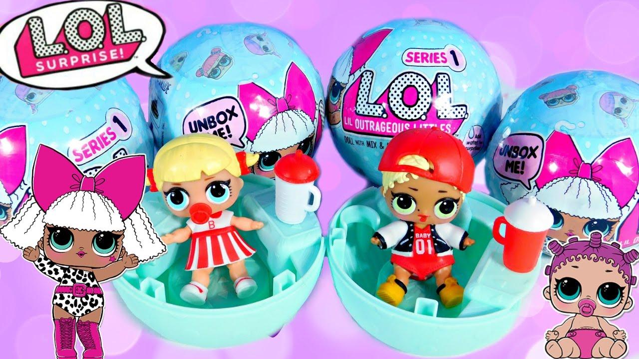 Почему «Киндер» за 2,5 тысячи рублей так нравится детям, или Что такое кукла L.O.L.