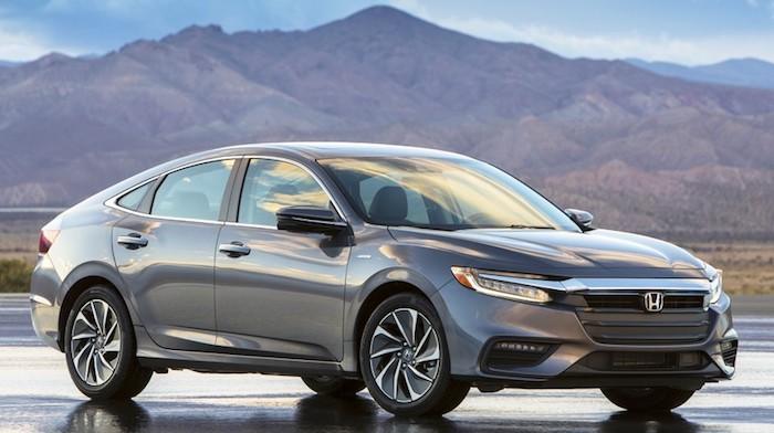Honda раскрыла подробности о новом седане Insight