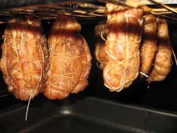 Вяленые куриные грудки