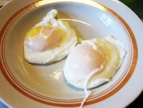 яйца без скорлупки мешочки без денег