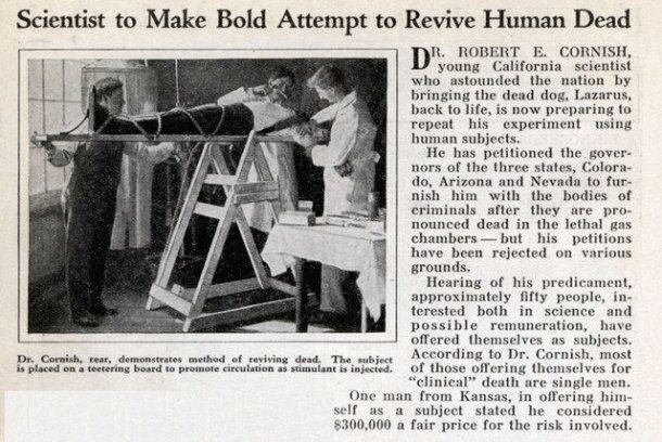 Самые странные научные эксперименты
