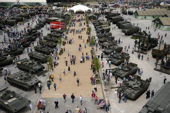 США и Китай держат лидерство в мировой торговле оружием