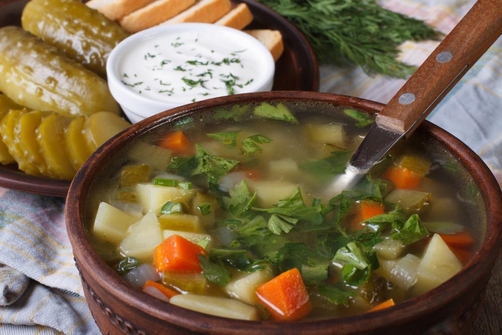 Наследие русской кухни: рассольник