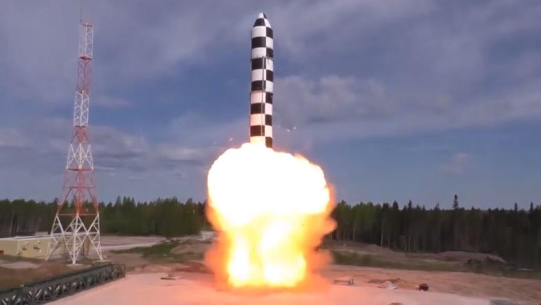 Американскую ракету SM-3 назвали бессильной против российских «Ярс» и «Сармат»