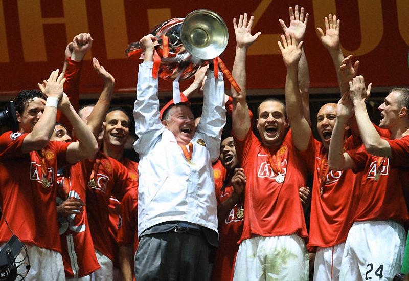 061 Алекс Фергюсон: Самый титулованный тренер Манчестер Юнайтед