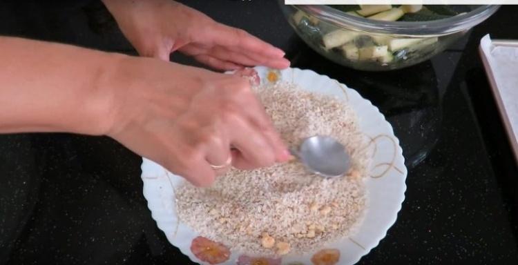 Потрясающая закуска из кабачков