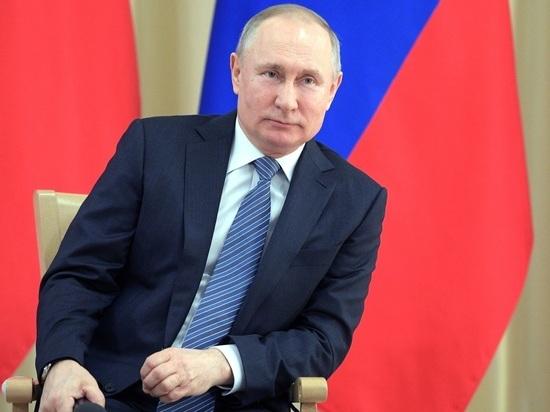 """Путин оценил резкую критику в свой адрес: """"Неинтересно"""""""