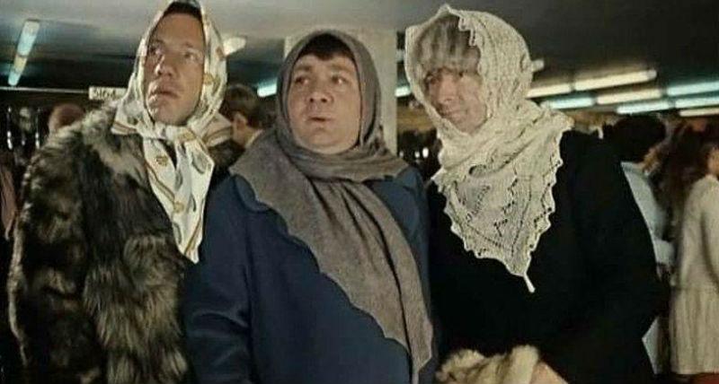 Любопытные факты про легендарную советскую киноленту «Джентльмены удачи»