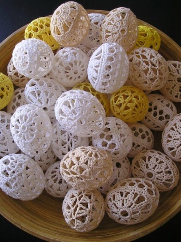 Яйца своими руками фото