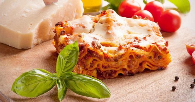 Лазанья с фаршем - рецепты итальянского блюда с разными дополнениями