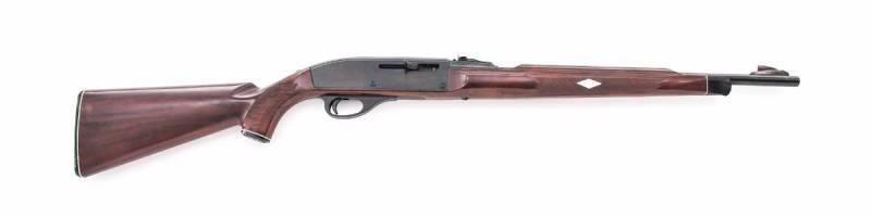 Самозарядная винтовка Remington Nylon 66. Пластик вместо дерева и металла