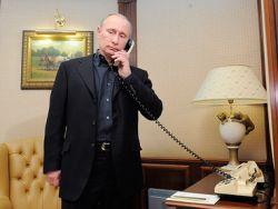 """Путин на переговорах в """"нормандском формате"""" обвинил Киев в бездействии"""