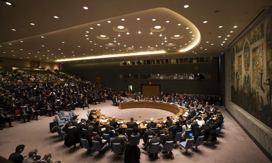 Россия разнесёт Украину в Совбезе ООН
