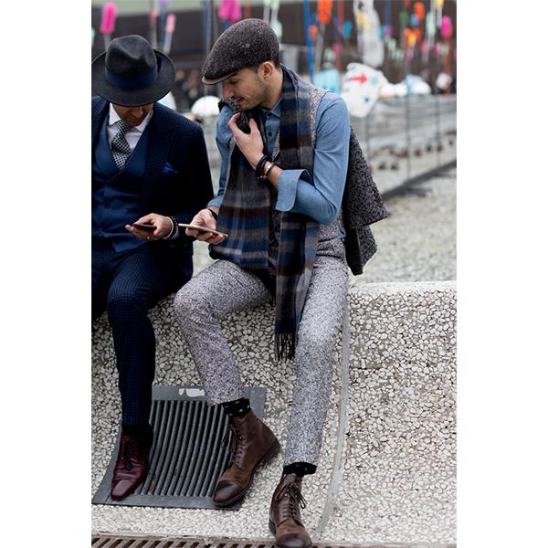 9.1 Как должны выглядеть парни? 10 вдохновляющих идей для мужского гардероба