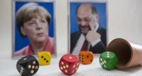 """О выборах в Германии: Ключевое слово - """"скука"""""""