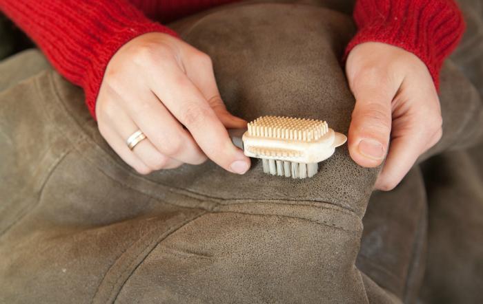Чем почистить шкуру овчины в домашних условиях - Хобби и увлечения