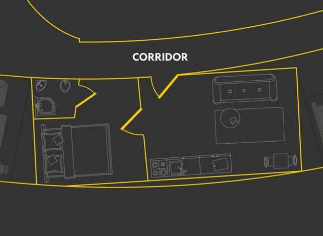 Как бы выглядели наши дома на Марсе