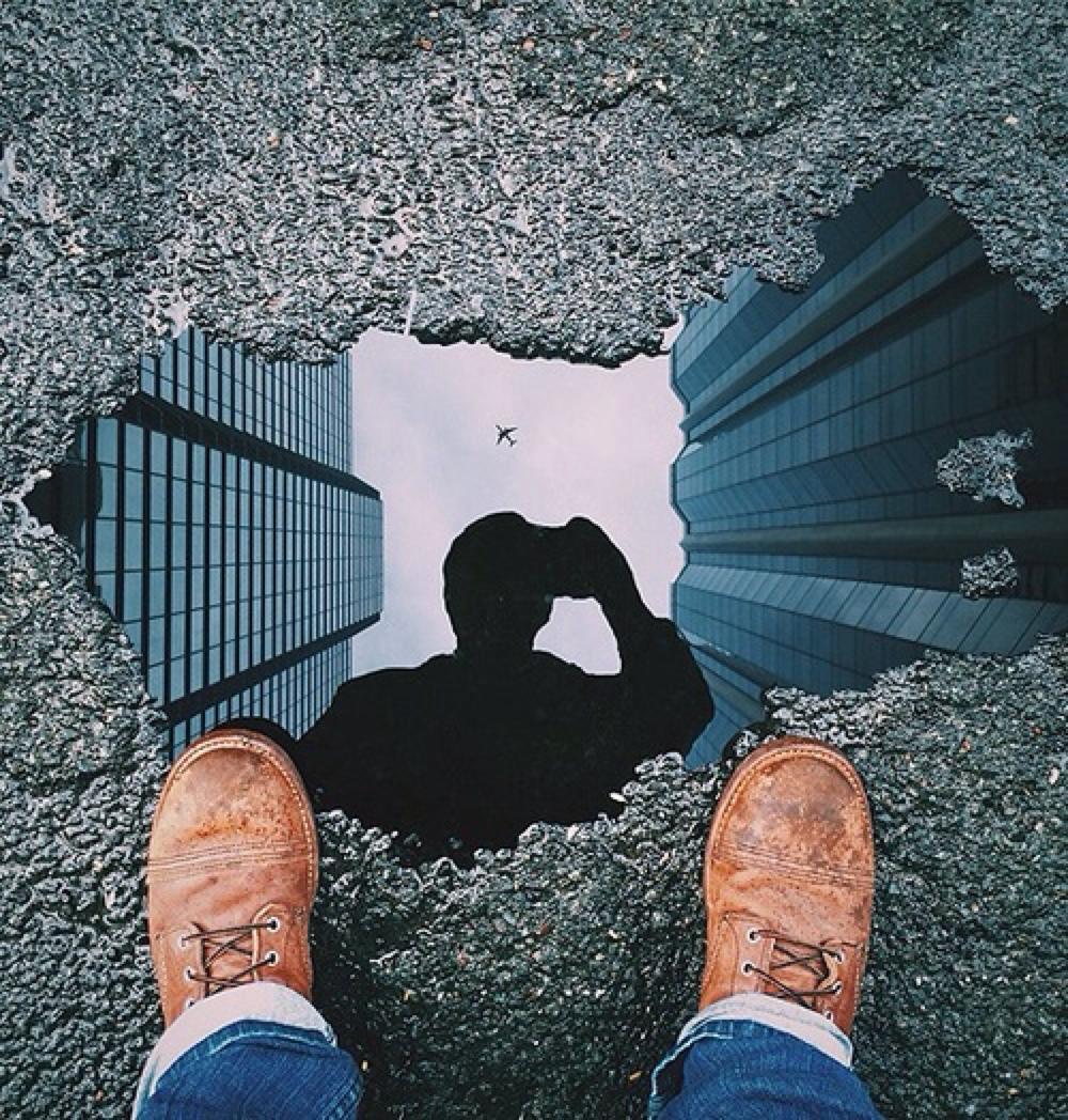 Шикарные фотографии, где ракурс решает всё