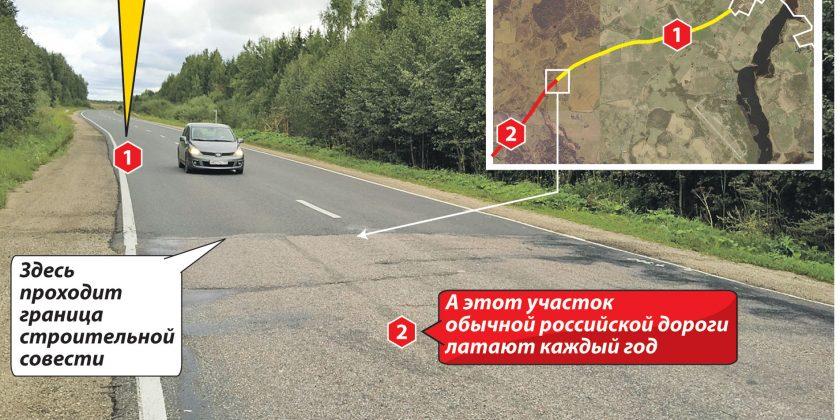 В России нашли «вечную» дорогу!
