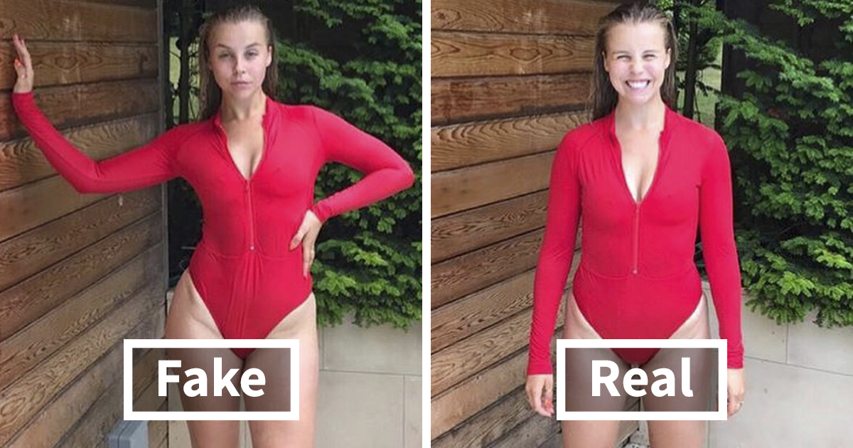 This Woman Revealed The Truth Behind The Perfect Instagram Pics, And You'll Never Look At Them The Same Again