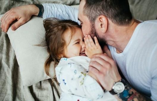 — Папочка, нам с мамой было очень страшно…