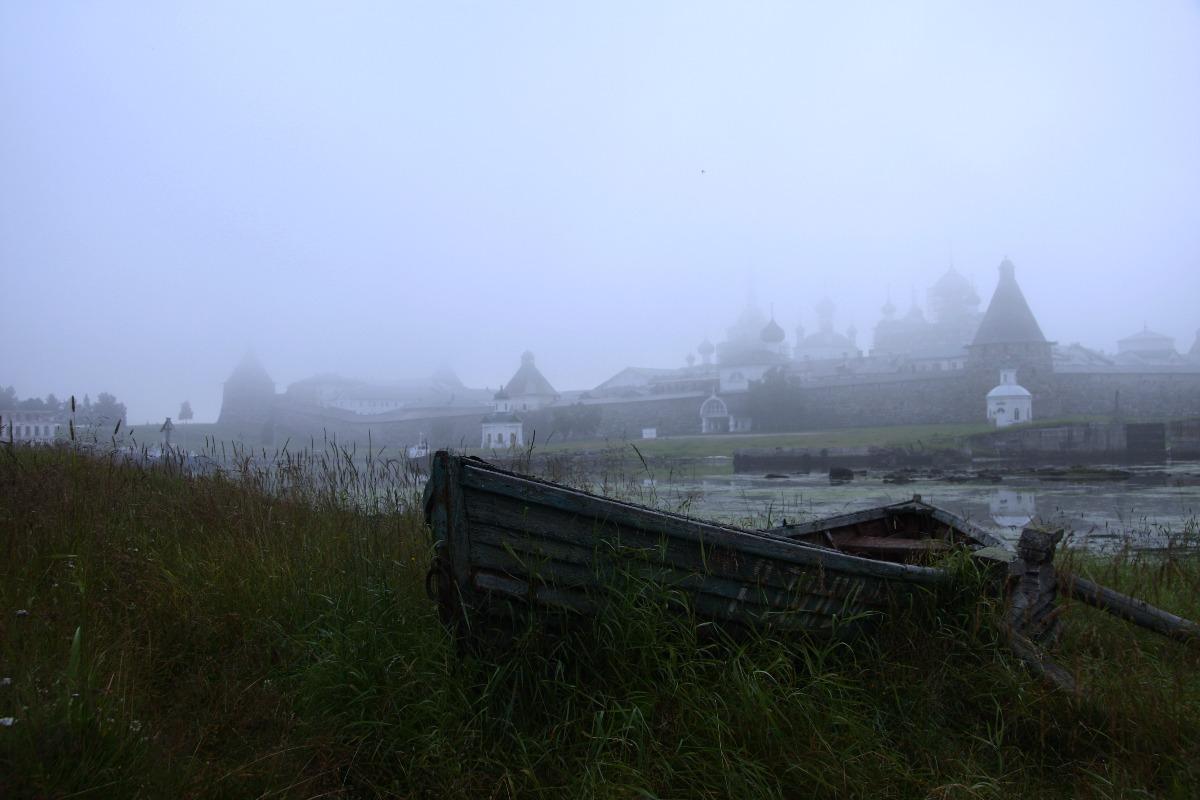 Жизнь на Соловках