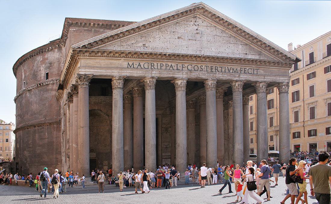 Римский Пантеон: 10 фактов о древнем храме, которых вы не знали