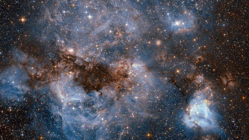 Получен сигнал из космоса, который обогнал скорость света в четыре раза