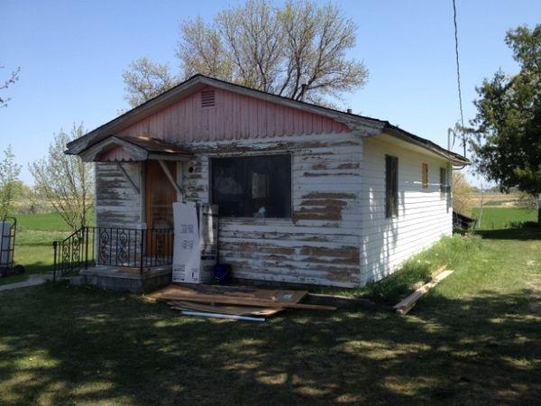 Ремонт в старом доме