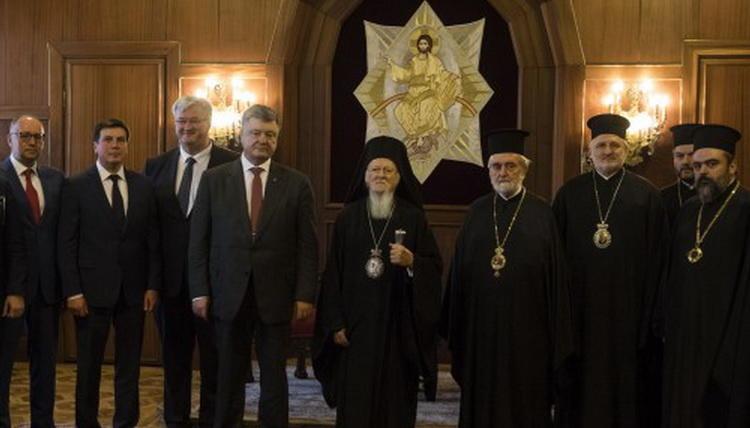 Украина может получить церко…