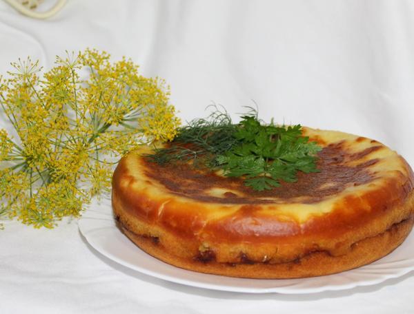 Пирог рыбный в мультиварке рецепты с на скорую руку