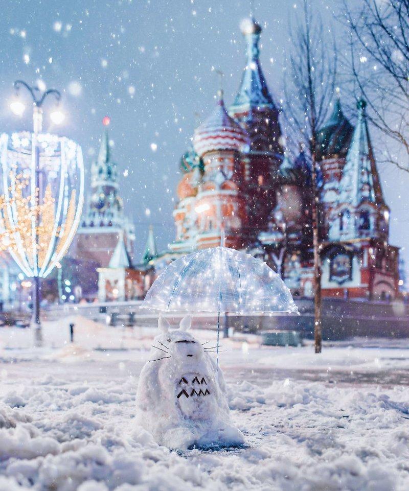 1. достопримечательность, зима, кристина макеева, москва, сказка, снег, фотография, фотомир