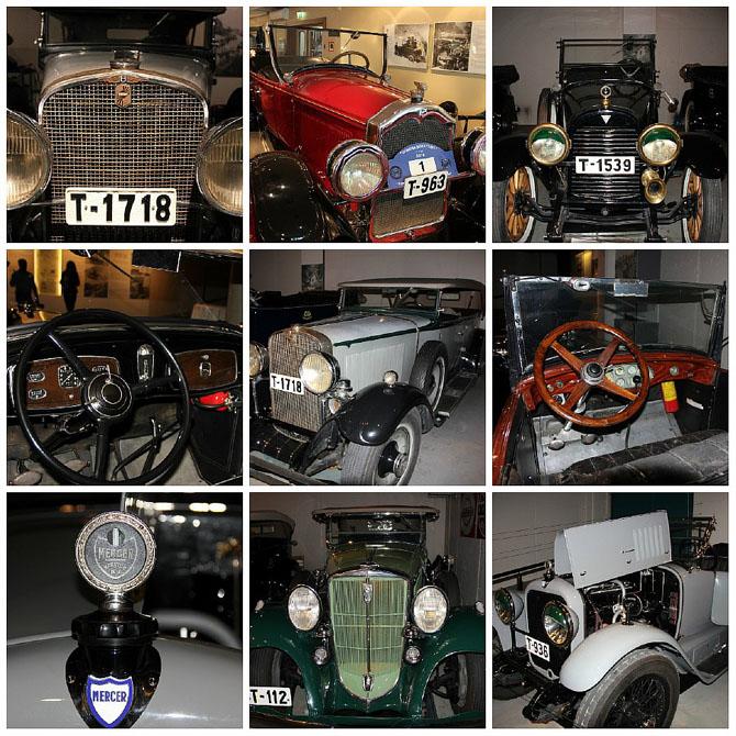 Коллекция ретро-машин, найденная в подвале отеля в Гейрангере