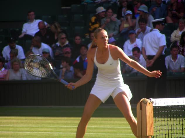 Мария Шарапова может принять участие в турнире в Санкт-Петербурге