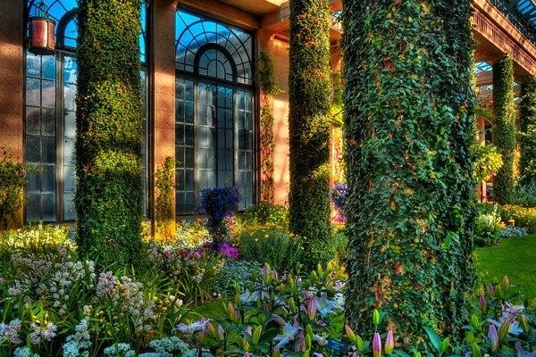 Великолепные Сады Лонгвуда