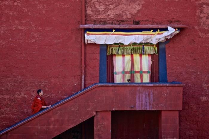 Монастырь Ганден Тубчен Чоххорлинг в Литанге