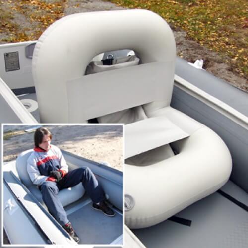надувное сиденье лодок