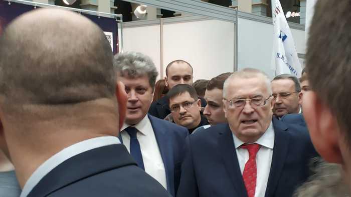 Я немного опасаюсь Владимир Жириновский, Халява, Не политика, Длиннопост, ЛДПР