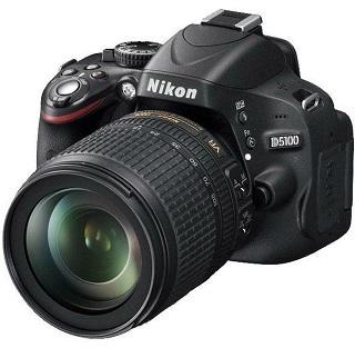 Nikon D5100 – достойная зеркалка для новичков и профессионалов