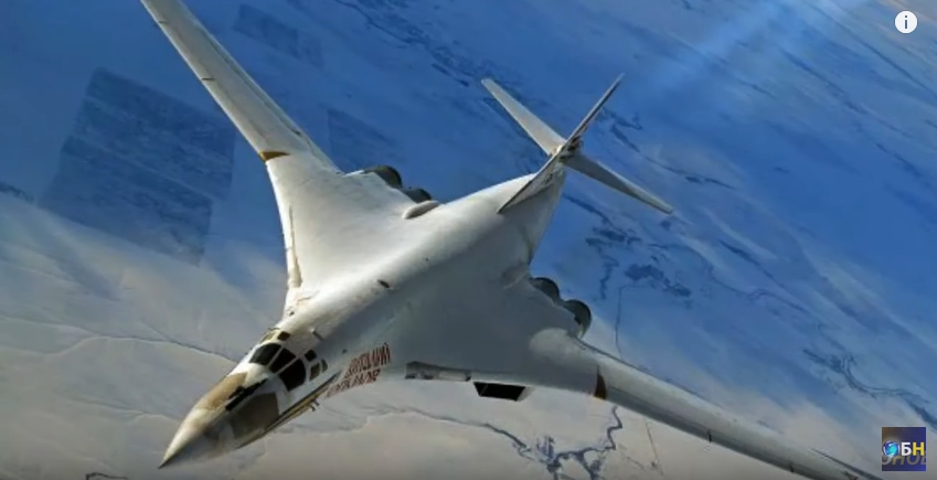 Российскому самолету «Судного дня» хватит 20 минут для ликвидации США