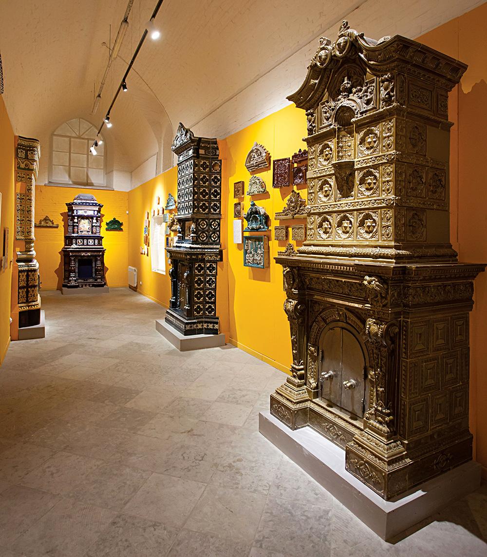 Открылся первый в России музей архитектурной художественной керамики