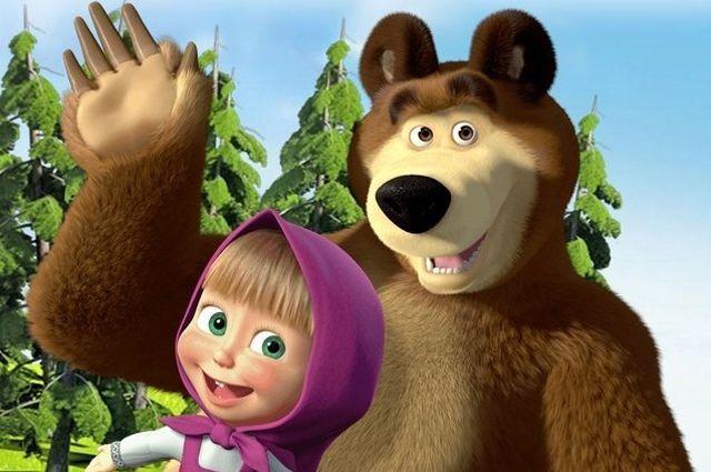 «Это заговор»: Запад испугался российского мультфильма «Маша и Медведь»