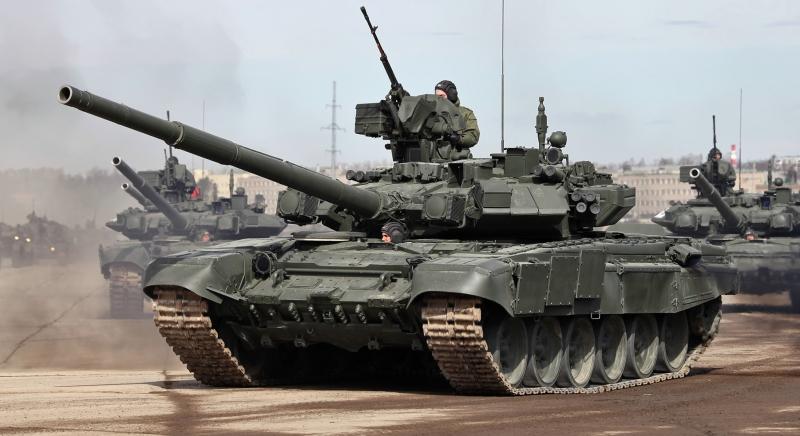 Историческая справка: Т-90А