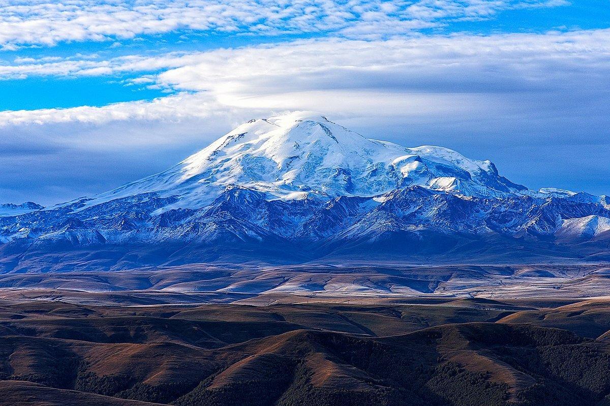 ТОП-10 Самых высоких гор России