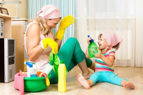 11 хитростей для уборки, которыми пользуются профессиональные горничные.