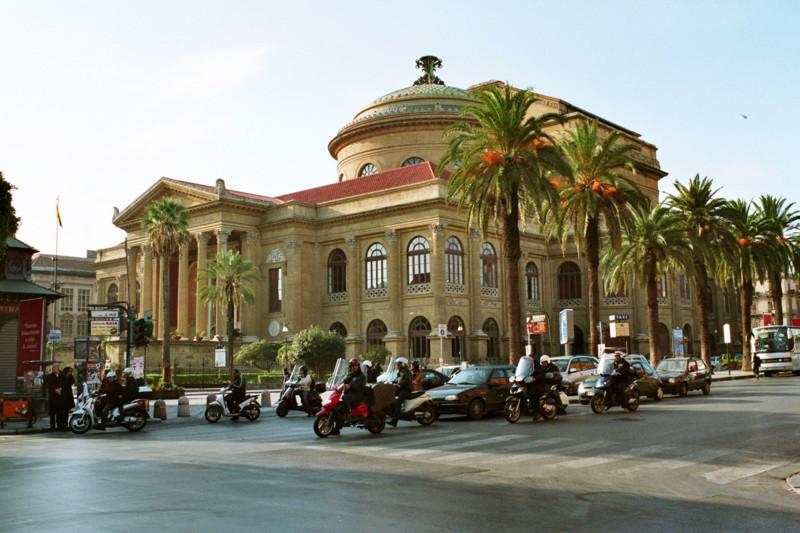 Самый большой театр Италии сицилия, факты, факты о Сицилии, факты об Италии