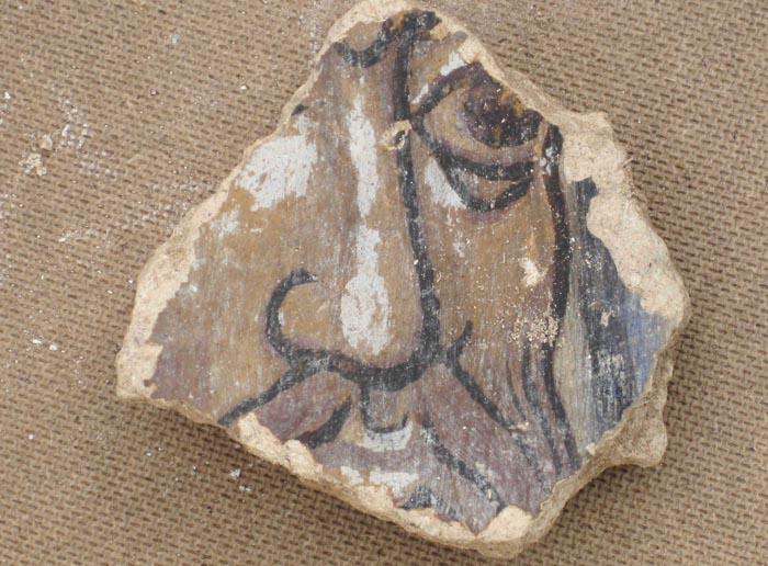 В Новгороде найдены уникальные фрески 12го века