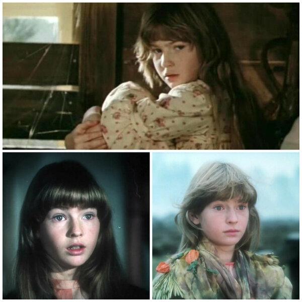 Красивые девочки из советского детства, которые были нами забыты.