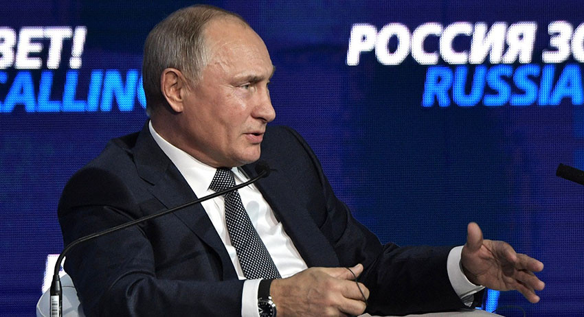Путин невольно предсказал бу…