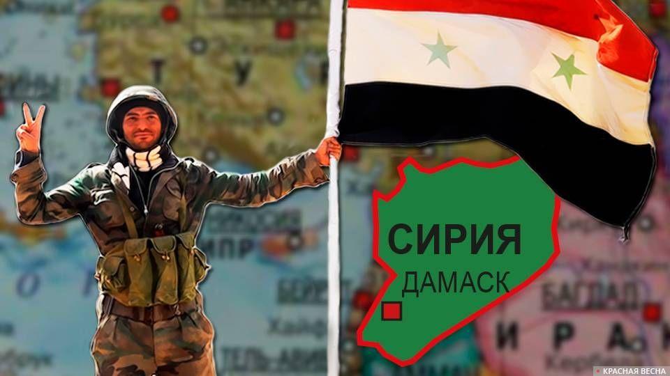 Сирийская ПВО отразила израи…